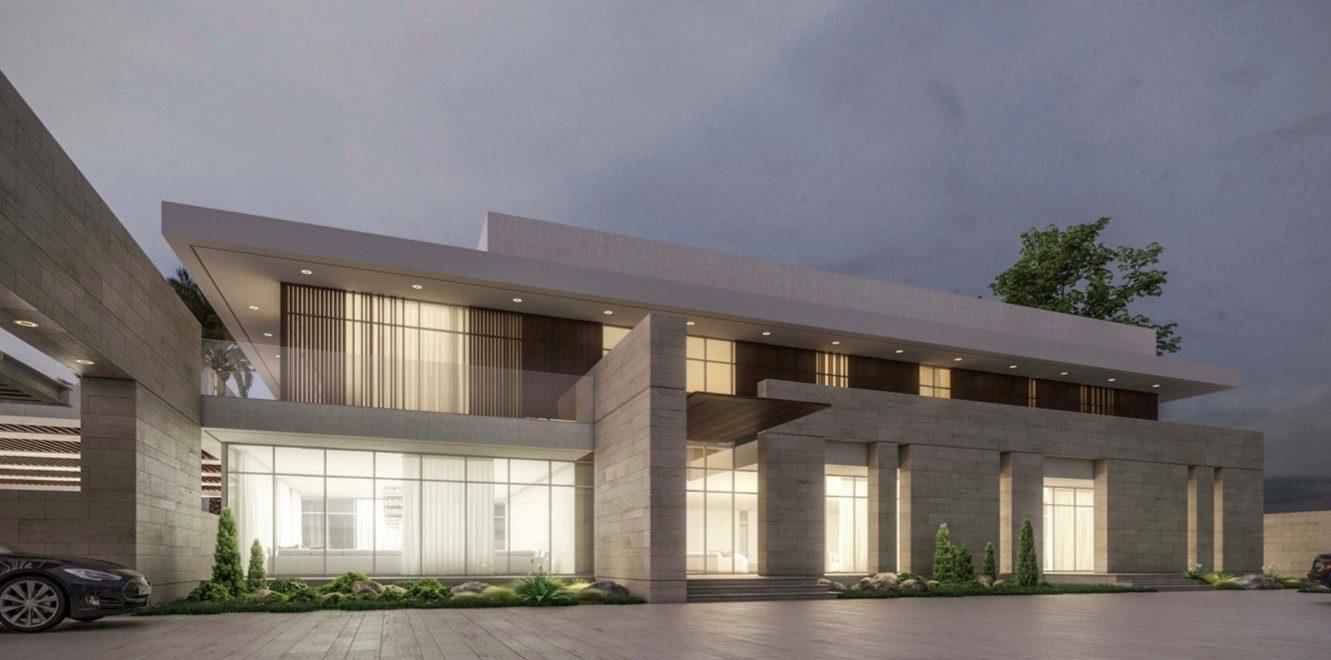 Sami Al Angari residential complex